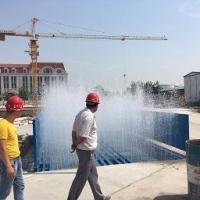 深圳建筑工地工程洗轮机洗车机