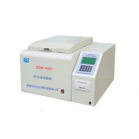 中创供应砖厂热值化验设备|ZDHW-砖厂热值检测仪器