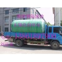 玻璃钢隔油池污水处理设备隔油设备浩润环保型