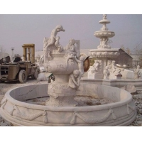 东莞石雕花盆报价,石雕喷泉,石雕栏杆,石材浮雕