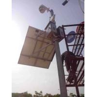 广东深圳道路信号太阳能监控供电系统