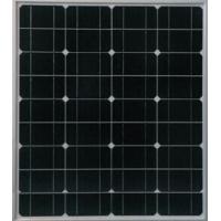 60W单晶硅太阳能电池板组件