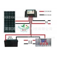 30W单晶硅太阳能电池板组件