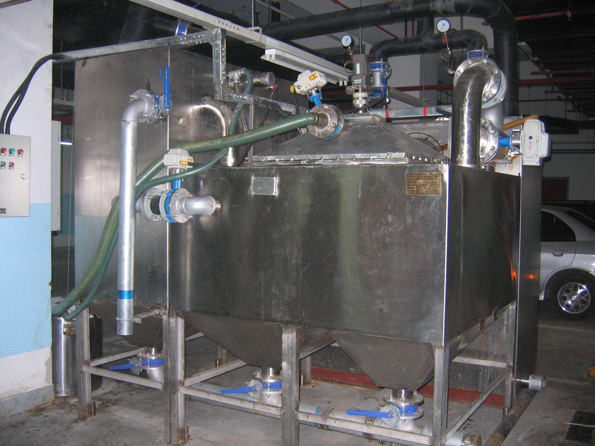 以上是全封闭式油水分离设备的详细介绍,包括全封闭式油水分离设备