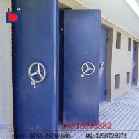 药业公司专用防爆门、工业化工钢制防爆门