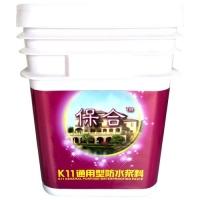 卫生间防水涂料 K11通用型防水浆料 保合建材
