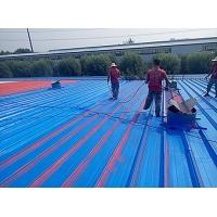 金属屋面防水施工怎么做?金属屋面防水环保施工