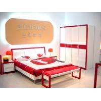 A501床 B501床头柜 D501衣柜 AE501床