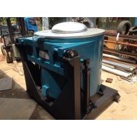 江苏压铸电阻熔铝炉 节能熔铝炉倾倒圆形熔炉