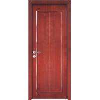 杭州木门,烤漆木门,平板浮雕门