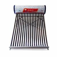 供应18管太阳能热水器|靖宇星牌太阳能