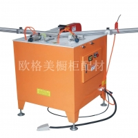 佛山欧格美专业生产4000转台式气动切割机