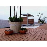 防腐木户外地板-湄宏木业