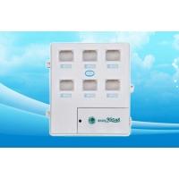 六户6表位机械双开门玻璃钢单相电表箱电能计量箱