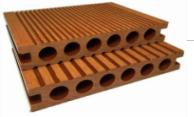 户外木塑空心地板