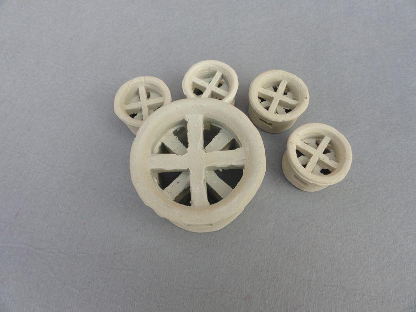 瓷环填料_塔填料阶梯环,瓷环填料