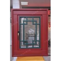 日佳柏莱铝包木门窗 纯实木仿古门窗系列