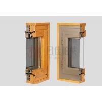 北京日佳柏莱铝包木门窗经营铝包木防盗窗