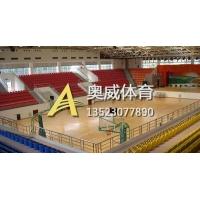 学校体育馆木地板