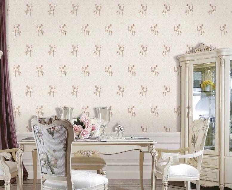高档无缝墙布 高档精美壁布 卧室客厅装修背景墙