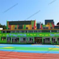 广州幼儿园专用塑胶地板/防水 防滑