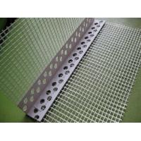 PVC塑料护角条 PVC护角条 墙角网 网格布护角 网格布护