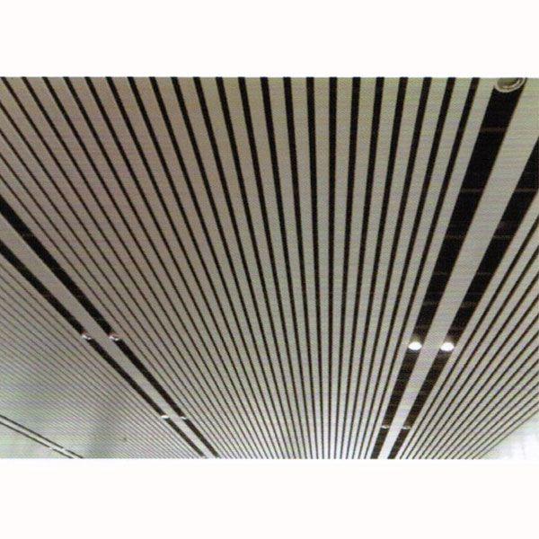 星牌优时吉标准天花板系列-U型条板系统