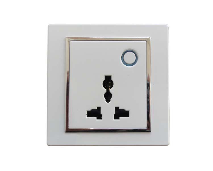 超然智能zigbee内嵌式智能插座