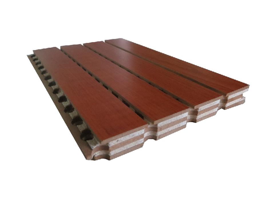 好佳音槽木吸音板,背景装饰墙,木质吸音板