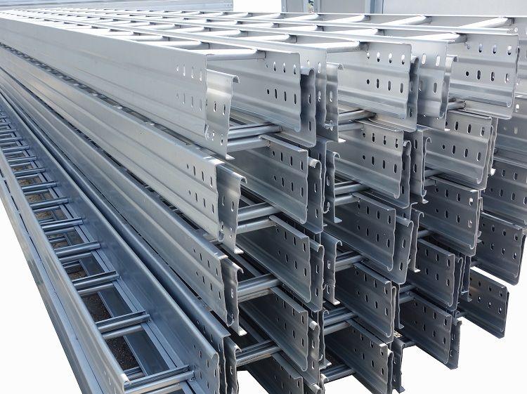 钢制热镀锌电缆桥架盖板 300 100 桥架盖板