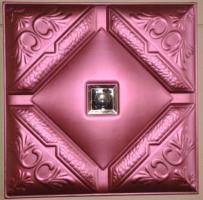 山东和丽背景墙 KTV软包装饰材料 皮雕软包装饰背景墙