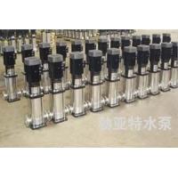 QDL/QDLF型勃亚特节能轻型不锈钢立式多级离泵