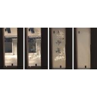 汇驰分屏智能调光玻璃 设计定做透明雾化分区显示效果