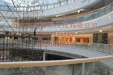 雄安新区商业综合体GRG拦河,GRG圆中庭材料