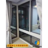 厦门隔音窗 如何隔绝低频噪音 中空窗户为啥不隔音
