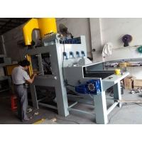 通过式自动喷砂机 输送式自动喷砂机自产自销