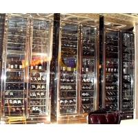 不锈钢酒柜 不锈钢酒柜 红酒柜不锈钢