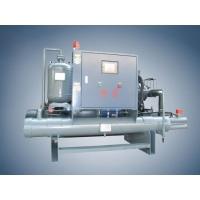 水冷螺杆式冷水机组,电子行业冷冻机,精密冻水机