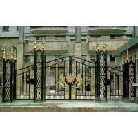 铁诚铁艺装饰公司价格合理的铁艺大门【供应】,优质的铁艺大门