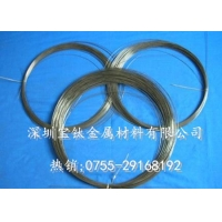 钛镍合金记忆线 TC4钛合金线 进口钛合金线