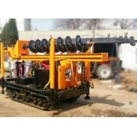 杰卓履带式建筑工程打桩机