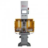 宁波汽摩配件压装机 伺服电缸压力机