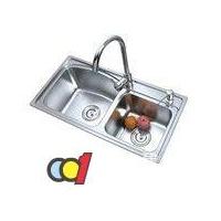成都华雕卫浴--华雕水槽系列--不锈钢水槽