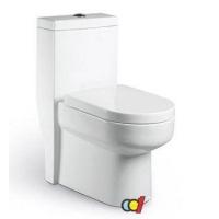 成都华雕卫浴--华雕虹吸式连体座便器