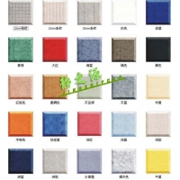 聚酯纤维吸音板 北京吸音板   隔音板