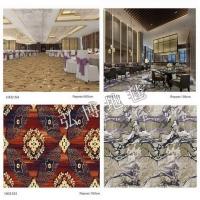 南京地毯-南京弘博地毯-公共区域地毯-中式风格
