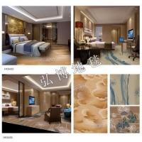 南京地毯-南京弘博地毯-客房区域地毯-中式风格