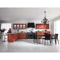 樽牌厨柜-L型整体开放型厨房