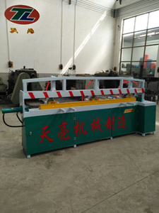 供应接木机 建筑木方指接机(2.5米)-河北天亮机械