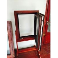 铝包木门窗品牌认准纽纶德门窗 设计独特 雍容华贵